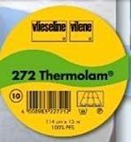 0,5m Thermolam Volumenvlies 272 Freudenberg 90cm breit