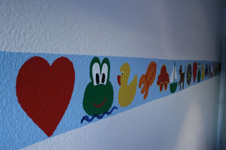 Kinderzimmer Bordüre | waseigenes.com