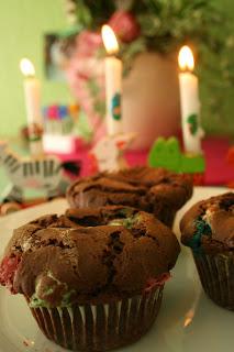 Muffins | Kindergeburstag | waseigenes.com