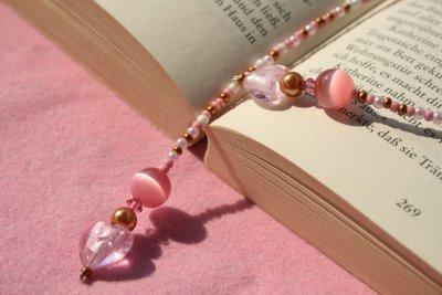 Lesezeichen+rosa+braun+Herz2