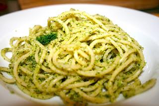 Rezept Brokkoli Pasta