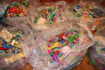 Karneval 2009 Kamelle | waseigenes.com