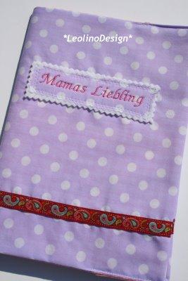 Mutterpasshülle - Mamas Liebling | waseigenes.com