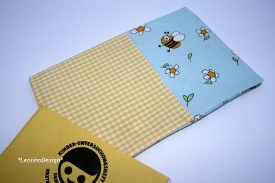 U Heft Hülle Biene| waseigenes.com