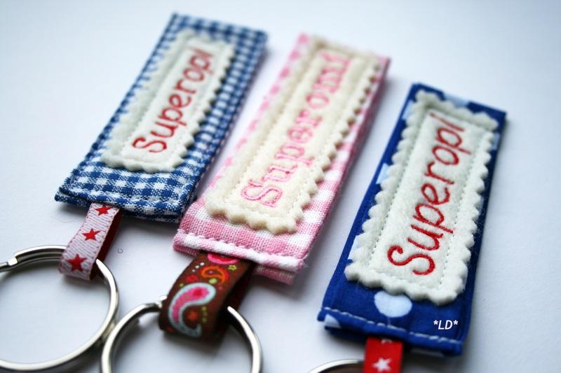 DIY Schlüsselanhänger | Superopi, Superomi | waseigenes.com