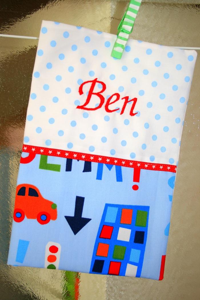 DIY Geschenke | U Heft Huelle Ben | waseigenes.com