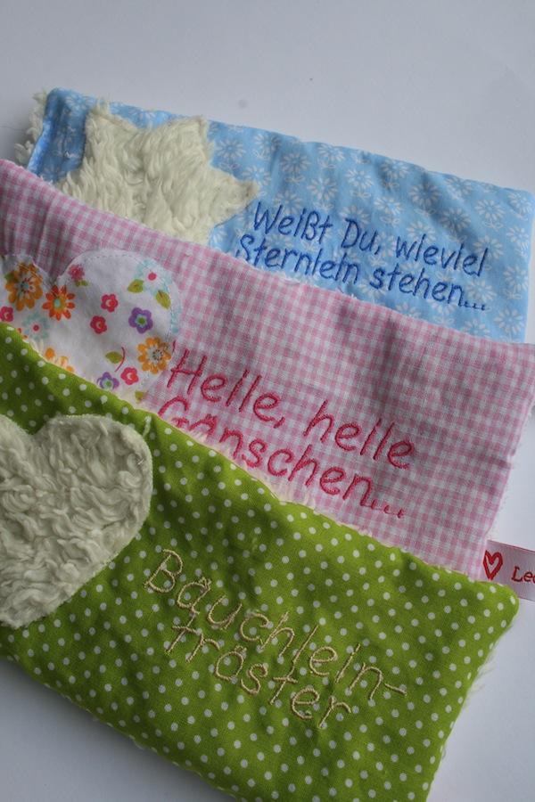 Bäuchleintröster - Rapskernkissen für Kinder | waseigenes.com Shop
