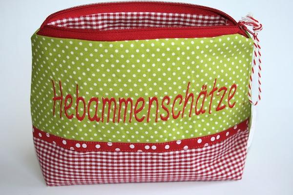 Täschchen: Hebammenschätze | waseigenes.com