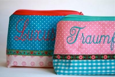 Schminktäschchen: Traumfrau| Luxusweib |  was eigenes Shop & Blog