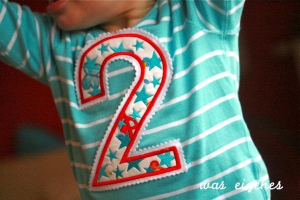 2. Geburtstag | Kindergeburtstag | waseigenes.com