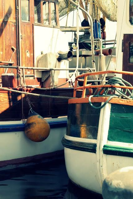 Der Hafen von Greetsiel | Unser Urlaub mit Kindern in dem beschaulichen Fischerdorf | waseigenes.com