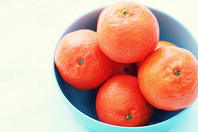 Eine Schüssel Vitamine | Mandarinchen | waseigenes.com