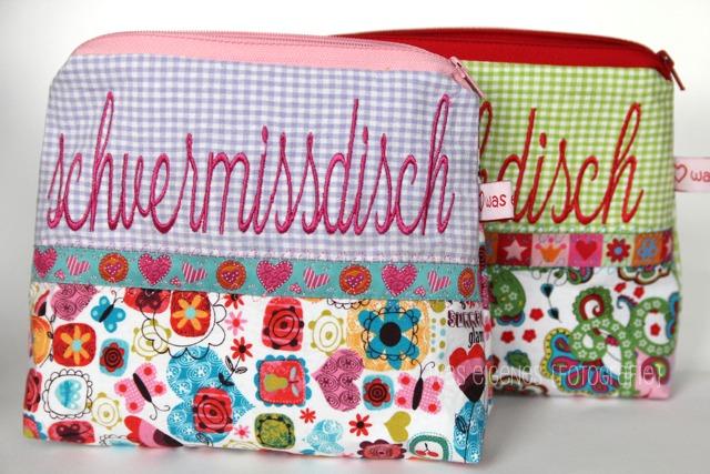 Rheinische Mundart | Schminktäschchen | Worttäschchen | Schätzlein Schätzeken | was eigenes Shop & Blog