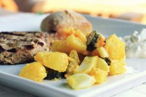 Kartoffelsalat / was eigenes Blog