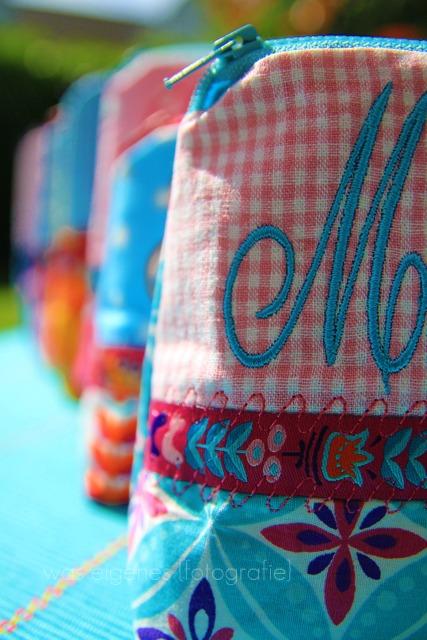 Schminktäschchen | Worttäschchen | Lieblingstante Tratschtet Trödeltante  | was eigenes Shop & Blog