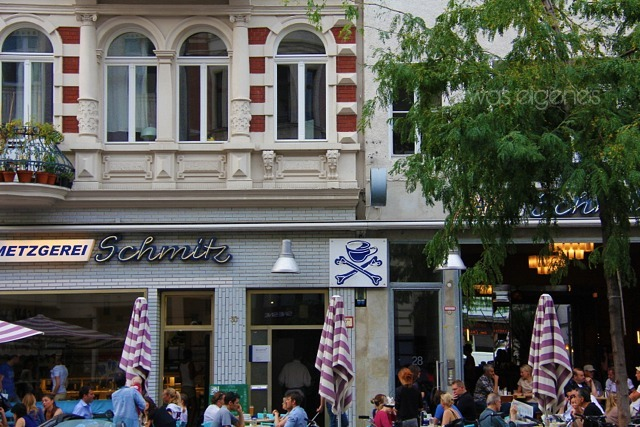 Salon Schmitz & Metzgerei | Köln | was eigenes Blog
