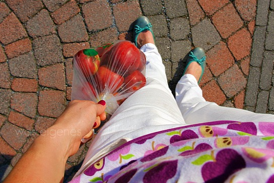 Apfelfest am Niederrhein | Herbstmarkt | was eigenes Blog