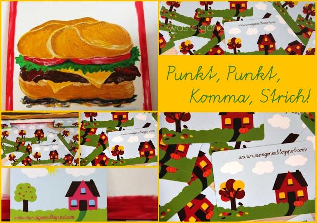 Herbstkarten | DIY Herbstkarten zeichnen und drucken | waseigenes.com