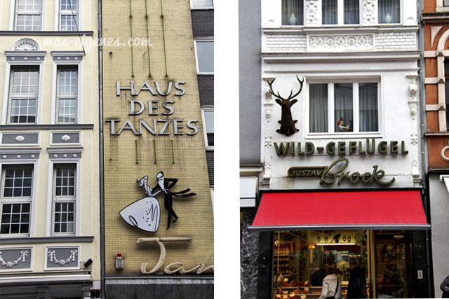 Ehrenstrasse | Köln | Einkaufsstrasse Innenstadt |  waseigenes.com