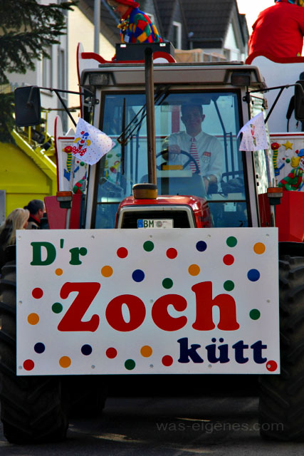 Karneval in Hürth | Karnevalszug 2012 | waseigenes.com