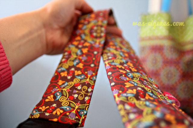 Ratz Fatz Tasche | Tote Bag | Einkaufsbeutel | selbernähen | was eigenes Blog