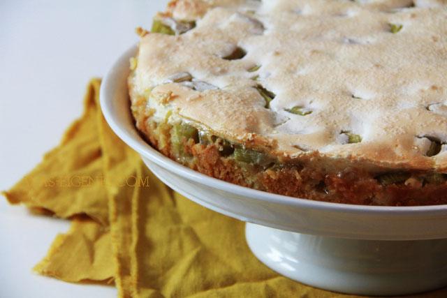 Rhabarberkuchen Rezept | was eigenes Blog