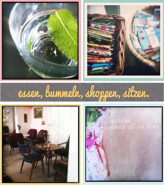 Berlin | Instagram Collage | Ein Wochenende in Berlin | waseigenes.com