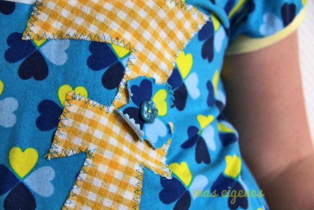 Lina Shirt | selbernähen | waseigenes.com