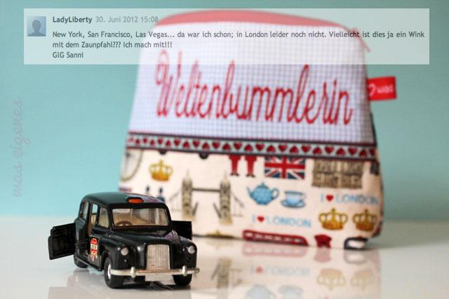 Giveaway Gewinnerin Schminktäschchen Weltenbummlerin waseigenes.com