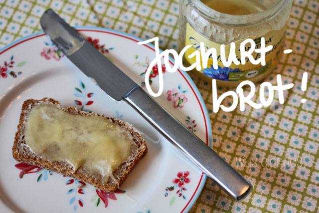 Rezept: Joghurtbrot | was eigenes Blog