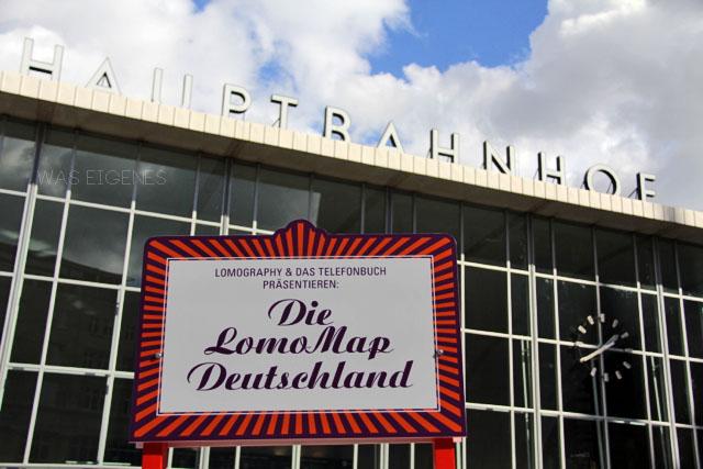 Lomo Map Deutschland | Lomography | Kölner Hauptbahnhof | waseigenes.com