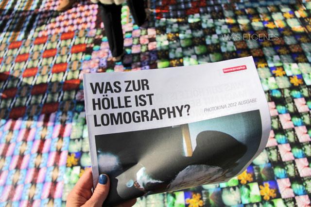 Lomo Map Deutschland | Lomography | Photokina | Köln Messe | Köln | waseigenes.com