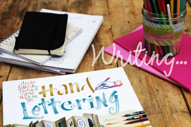 Hand Lettering | Marci Donley | was eigenes Blog