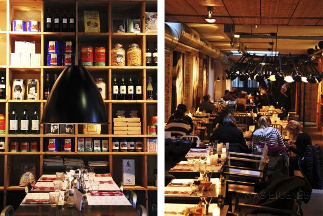 italienisches Restaurant Mazzo in Amsterdam | Rozengracht 114 | waseigenes.com Blog