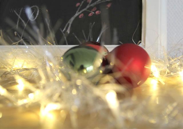 DIY | Tafelbild | Kreidebild | merry christmas | was eigenes Blog