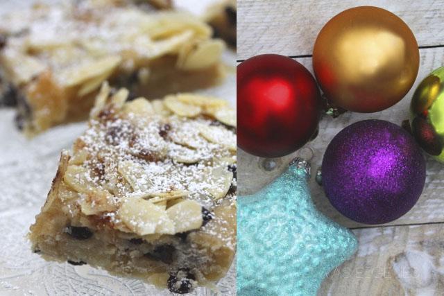 Rezept: Stollen Butter Kuchen | Weihnachtsbäckerei | christmas recipe | was eigenes Blog