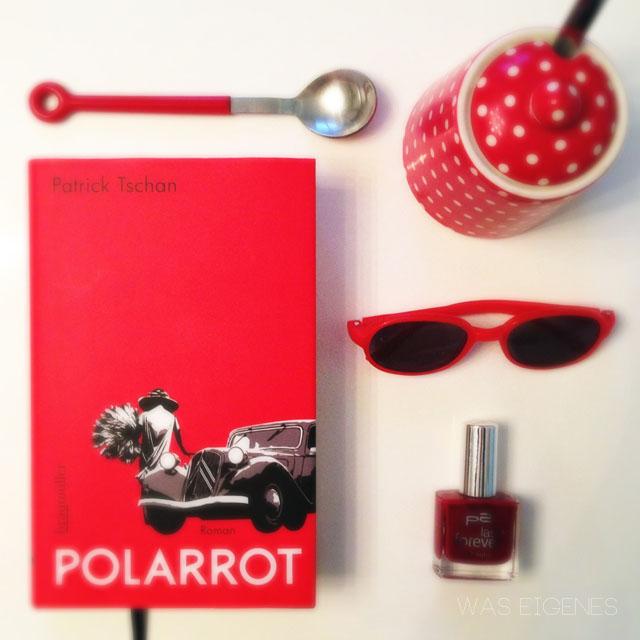 Polarrot | was eigenes Blog