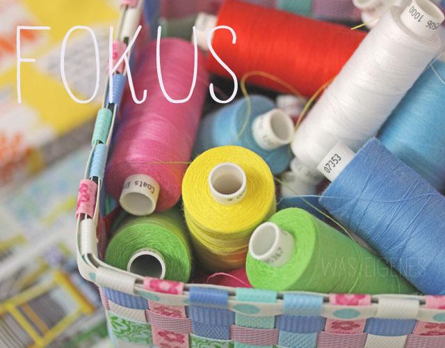 Kolumne: Aus dem Leben einer Online-Shopbetreiberin. Thema Fokus | waseigenes.com DIY Blog