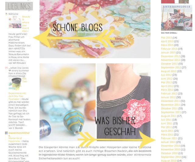 Blogdesign | social media Kanäle | Profilbild | Dawanda Shop | waseigenes.com
