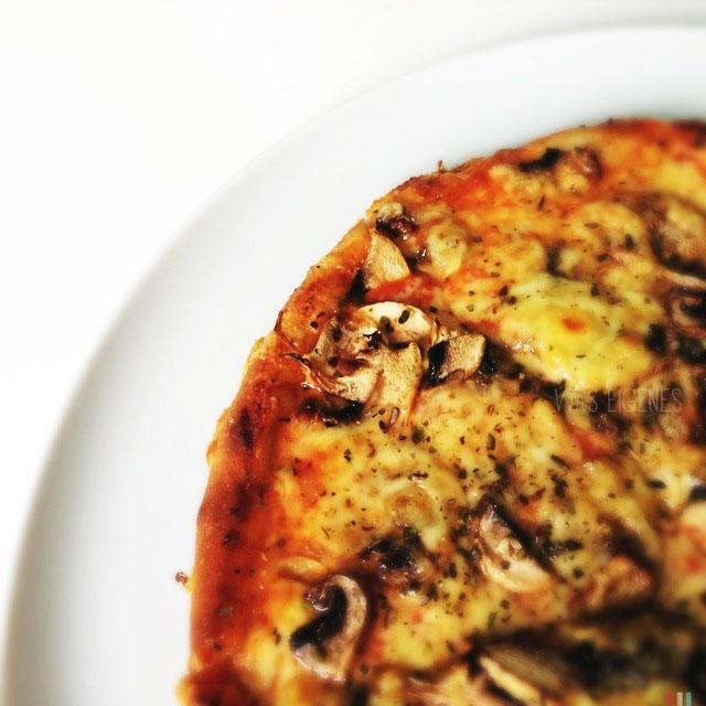 12v12 waseigenes pizza