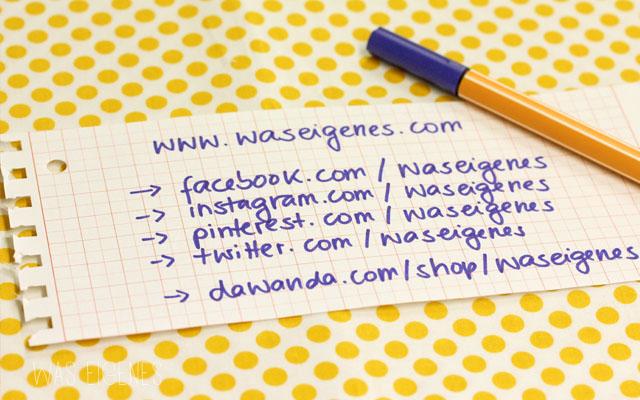 Kolumne Aus dem Leben einer Online Shop Betreiberin | branding | Marke | waseigenes.com DIY Blog