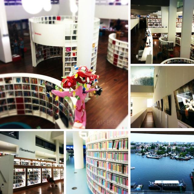 Öffentliche Bibliothek Amsterdam | was eigenes Blog