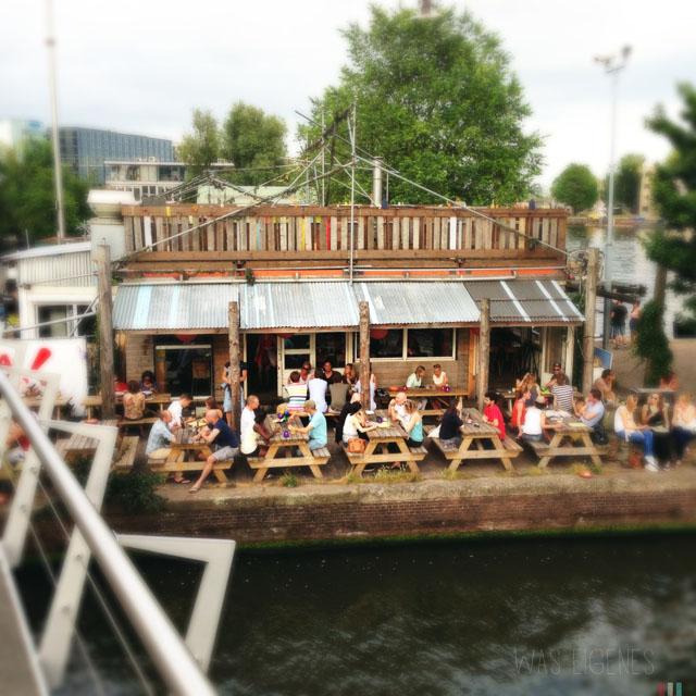 Hannekes Boom | Amsterdam | Biergarten | was eigenes Blog