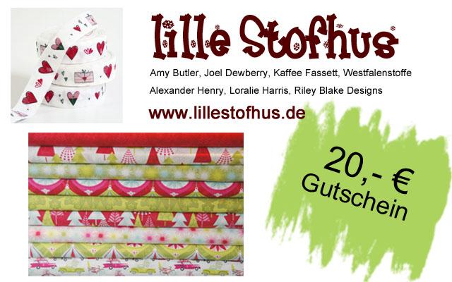 Lovely Sponsors lille Stofhus