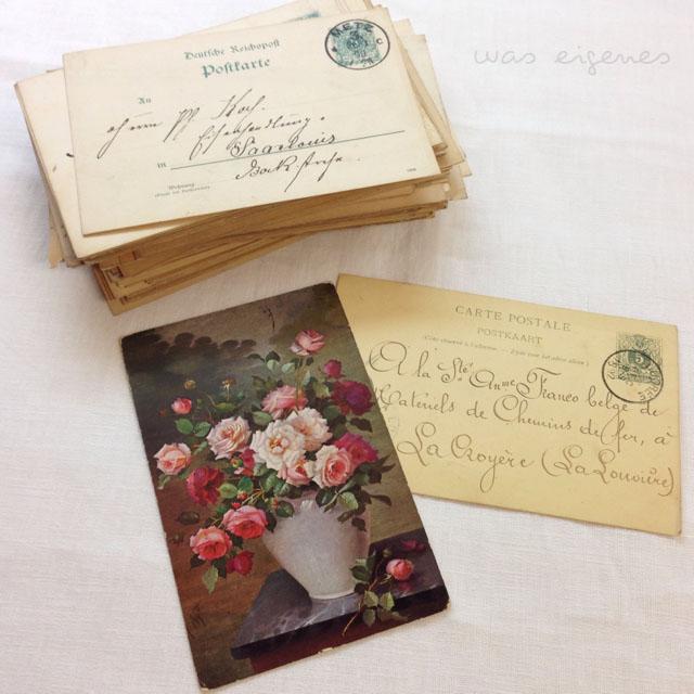 alte postkarten was eigenes 2