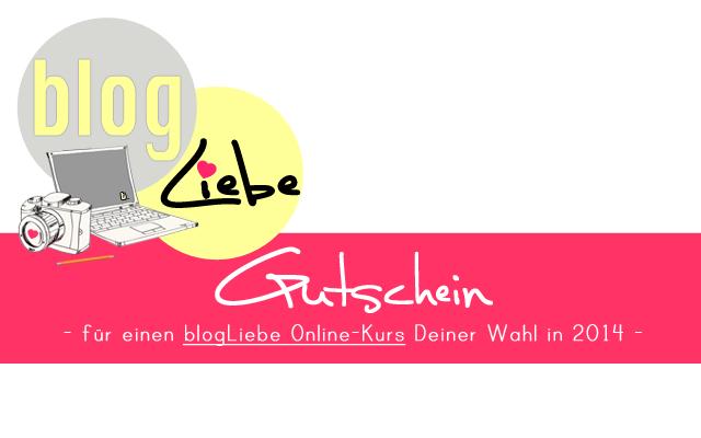 blogliebe Gutschein