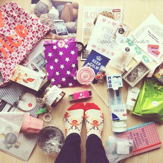 blogst13 waseigenes goodie bag