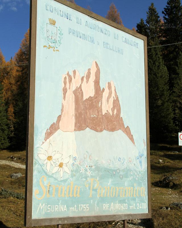Cortina d'Ampezzo | Venetien | Dolomiten | Die drei Zinnen | waseigenes.com Blog