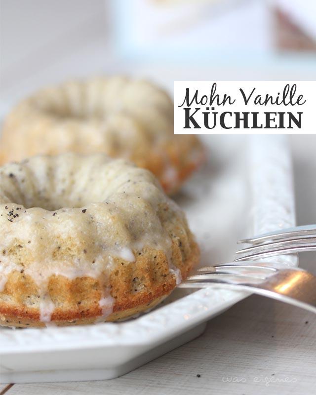 Rezept: Mohn Vanille Küchlein | waseigenes.com