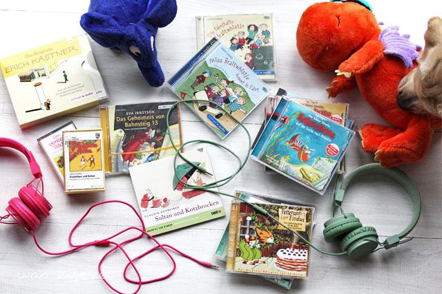 Hoerspiele fuer Kinder | waseigenes.com